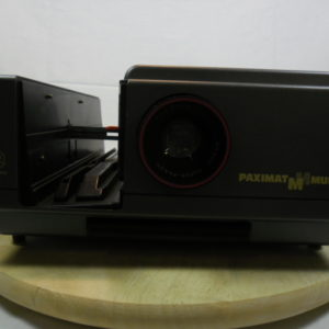Braun Paximat Multimag diaprojector