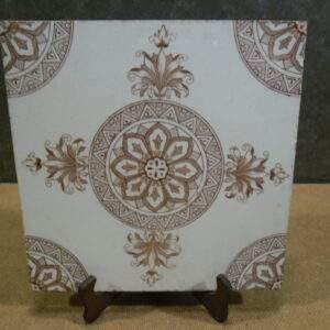 Turks aardewerk - Wandtegel