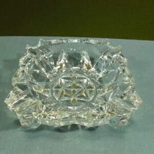 Kristalen asbak