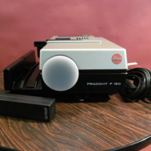 Leica dia projector Pradout P 150