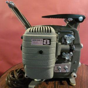 Sekonic 8 projector
