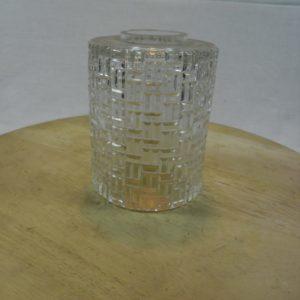 Glazen vintage lampenkapje