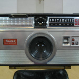 Kodak Instamatic 50 camera