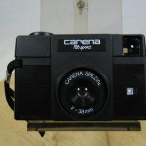 Carena 126 sport camera