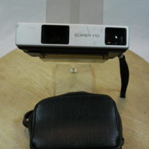 Super 110 camera