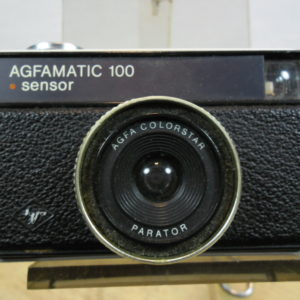 Agfamatic 100 sensor fotocamera