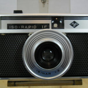 Agfa Iso -Rapit IF camera