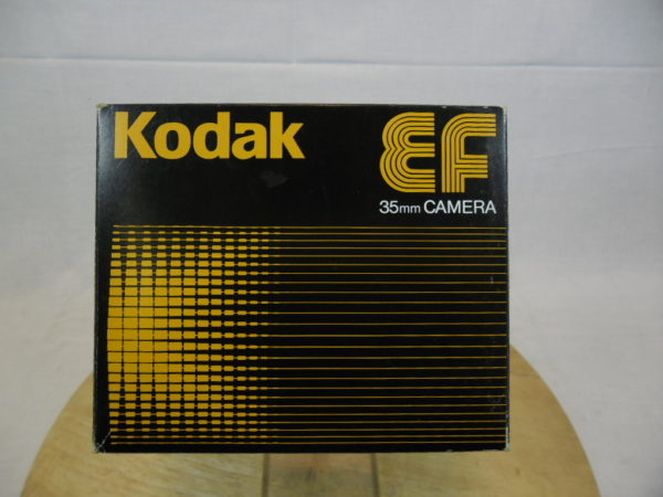 Kodak EF 35 mm camera
