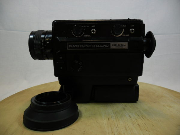 Elmo super 8 sound 350SL