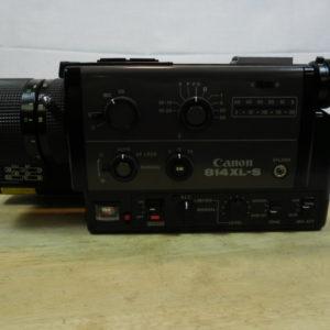 Canon 814 XL-S filmcamera