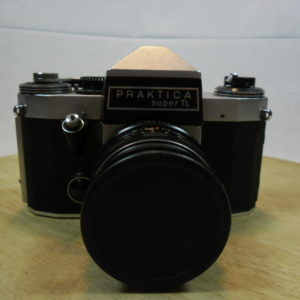 Praktica Super TL camera