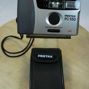 Pentax PC - 550 camera