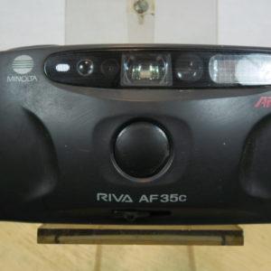 Minolta Riva AF 35C camera