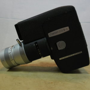 Canon reflex zoom 8 filmcamera