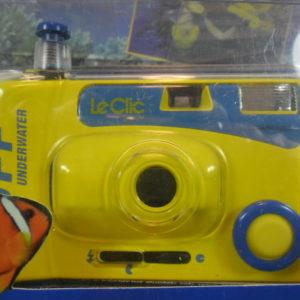 La Clic onderwatercamera