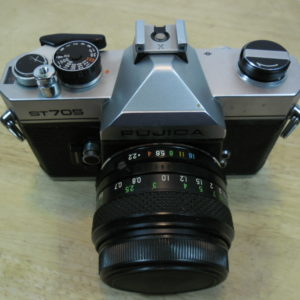 Fujica ST 705 camera