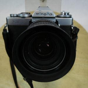 Minolta XD 7 camera