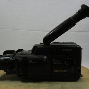 Sony Handycam CCD-F355E Video 8