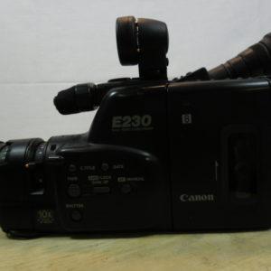 Canon E 230 8 mm videocamera