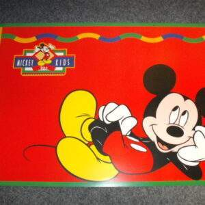 Micky Mouse poster