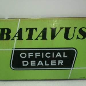 Zeldzaam Batavus emaille reclame bord