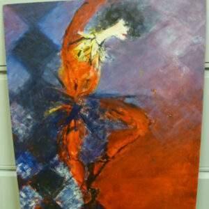 schilderij, olieverf