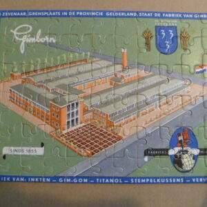 Oude puzzel, Gimborn sinds 1855