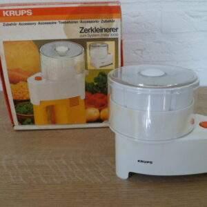 Krups toebehoren voor 3 mix 3000