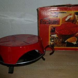 Retro Raclette / tafelgril van Stöckli