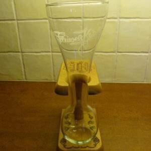 Pauwel Kwak, koetsiersglas met houder.