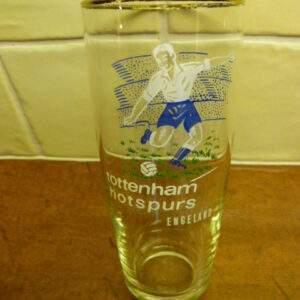 Tottenham Hotspur Engeland glas.