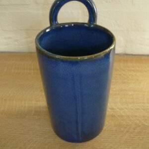 Blauw aardewerk, lepelpot