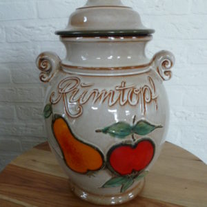Rumtopf W. germany
